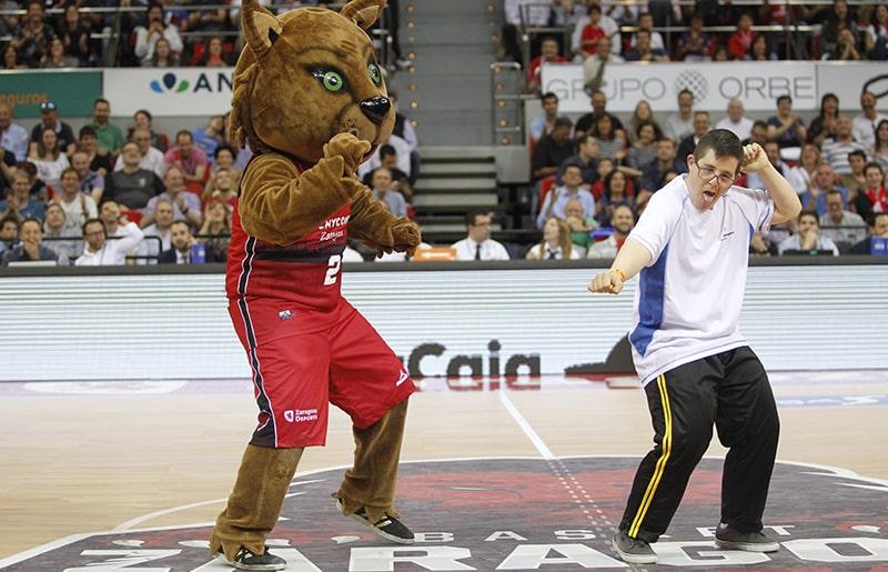 Fundación Anagan y Special Olympics