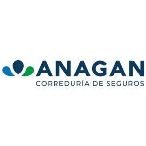 Logo Anagan Correduría de Seguros