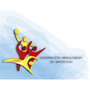 Logo Federación Aragonesa de Natación