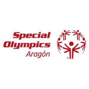 Logo Special Olympics Aragón